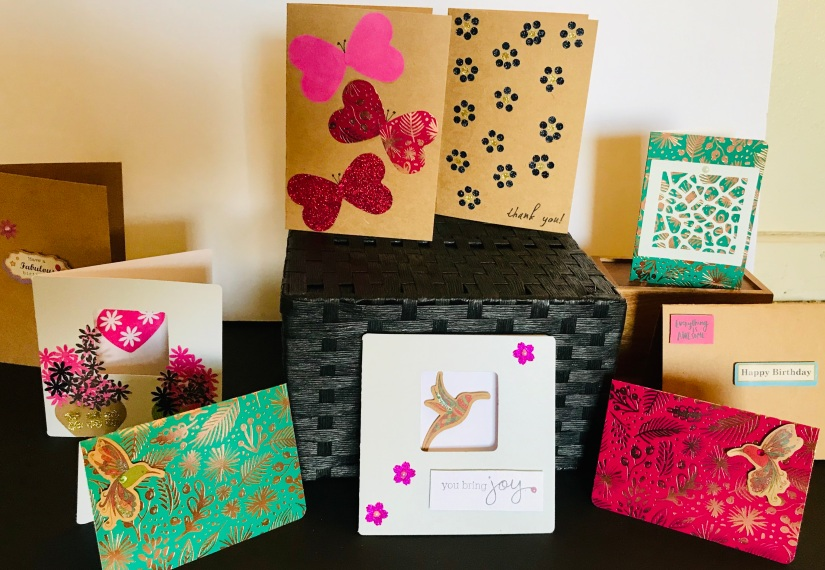 Home Cards Made With Love